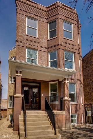 2238 W Walton Street #1, Chicago, IL 60622 (MLS #10420746) :: The Perotti Group | Compass Real Estate