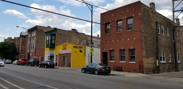 2135 W Armitage Avenue, Chicago, IL 60647 (MLS #10420774) :: The Perotti Group | Compass Real Estate