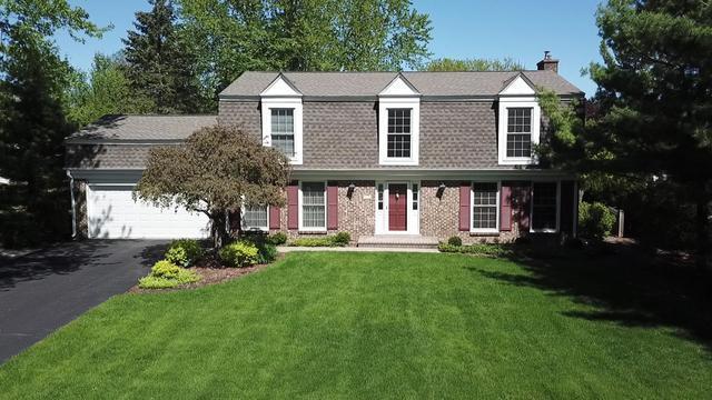 630 Ridgewood Lane, Libertyville, IL 60048 (MLS #10420776) :: Helen Oliveri Real Estate
