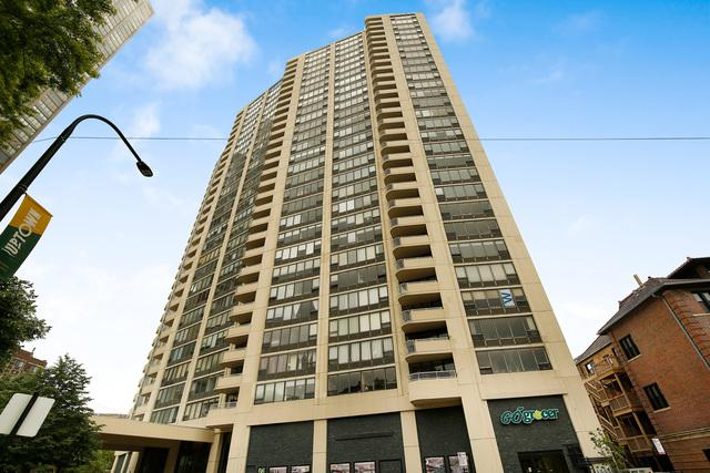 3930 N Pine Grove Avenue #2507, Chicago, IL 60613 (MLS #10420925) :: John Lyons Real Estate