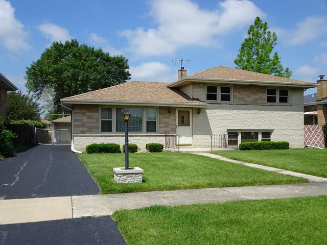 7706 S Octavia Avenue, Bridgeview, IL 60455 (MLS #10420961) :: Baz Realty Network   Keller Williams Elite
