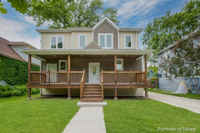815 N Lombard Avenue, Oak Park, IL 60302 (MLS #10421074) :: Ryan Dallas Real Estate