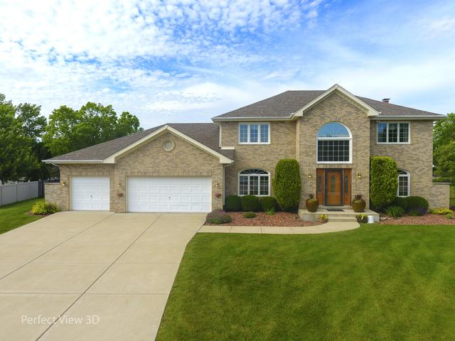 7752 Steeple Chase Drive, Frankfort, IL 60423 (MLS #10421081) :: Century 21 Affiliated