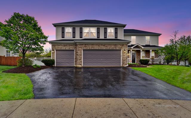 833 Barclay Drive, Bolingbrook, IL 60440 (MLS #10421090) :: Ryan Dallas Real Estate