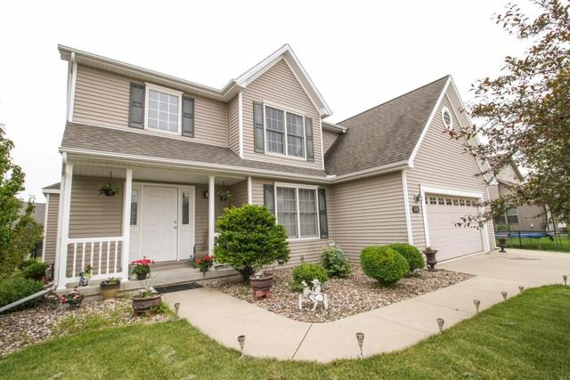 1186 Big Horn Way, Normal, IL 61761 (MLS #10421096) :: Berkshire Hathaway HomeServices Snyder Real Estate