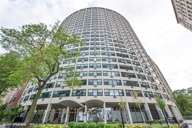 1150 N Lake Shore Drive 24H, Chicago, IL 60611 (MLS #10421179) :: The Perotti Group | Compass Real Estate