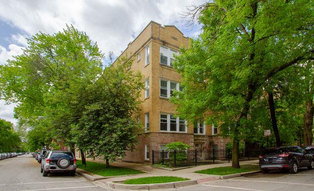 2839 W Palmer Street #1, Chicago, IL 60647 (MLS #10421277) :: The Perotti Group | Compass Real Estate