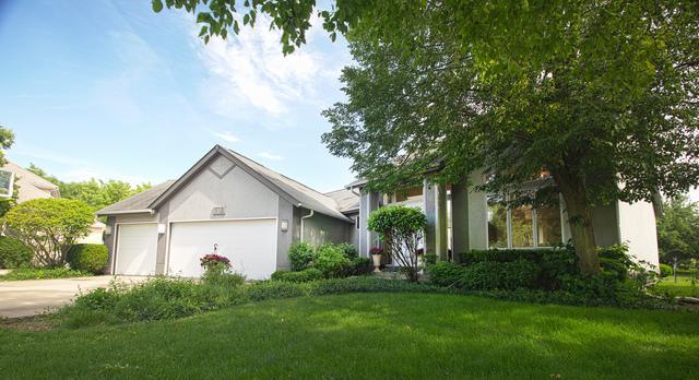 415 Marvins Way, Buffalo Grove, IL 60089 (MLS #10421361) :: Helen Oliveri Real Estate