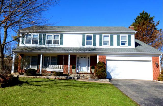 110 Tall Trees Drive, Barrington, IL 60010 (MLS #10421376) :: Helen Oliveri Real Estate
