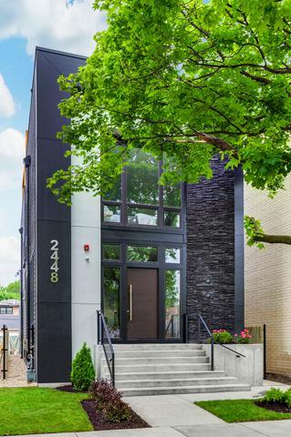 2448 W Ohio Street, Chicago, IL 60612 (MLS #10421429) :: The Perotti Group | Compass Real Estate