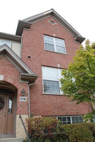 118 Enclave Drive #118, Mount Prospect, IL 60056 (MLS #10421537) :: Helen Oliveri Real Estate