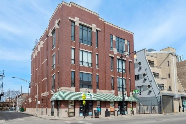 1609 N Hoyne Avenue 4W, Chicago, IL 60647 (MLS #10421602) :: The Perotti Group | Compass Real Estate