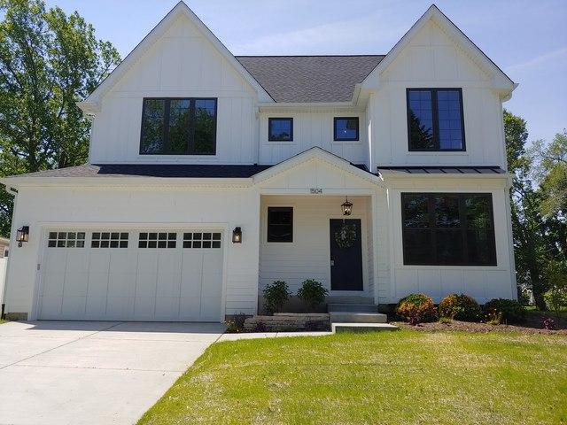 1504 Hill Avenue, Wheaton, IL 60187 (MLS #10421631) :: The Dena Furlow Team - Keller Williams Realty