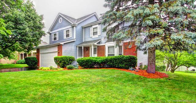 277 Abbeywood Lane, North Aurora, IL 60542 (MLS #10421636) :: Berkshire Hathaway HomeServices Snyder Real Estate