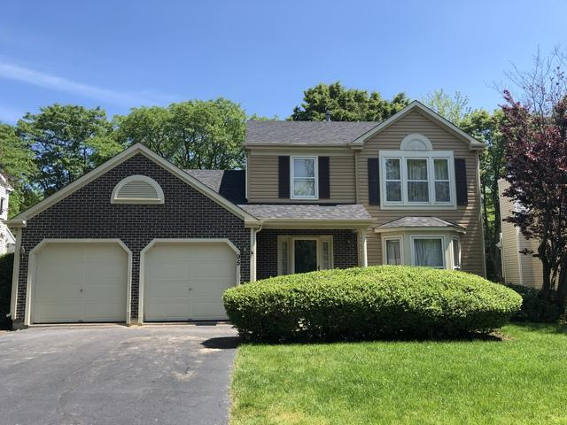 95 N Fiore Parkway, Vernon Hills, IL 60061 (MLS #10421669) :: Helen Oliveri Real Estate