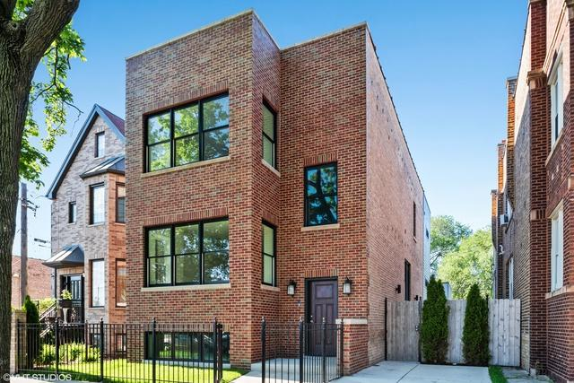 2342 W Melrose Street, Chicago, IL 60618 (MLS #10421757) :: Touchstone Group