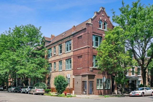 2328 N Oakley Avenue 3E, Chicago, IL 60647 (MLS #10421781) :: Ryan Dallas Real Estate
