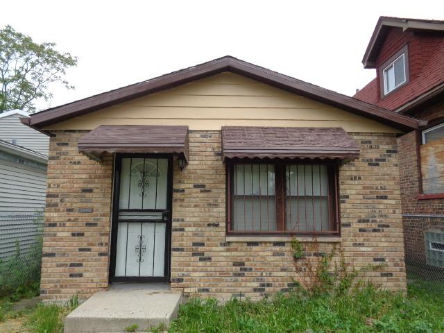 1218 E 72ND Place, Chicago, IL 60619 (MLS #10421809) :: Helen Oliveri Real Estate