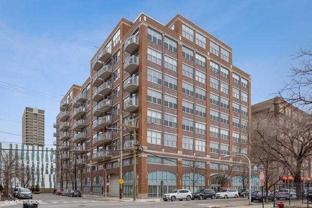 933 W Van Buren Street #707, Chicago, IL 60607 (MLS #10421815) :: Helen Oliveri Real Estate