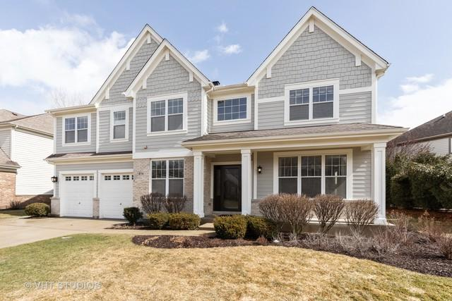 614 Ames Street, Libertyville, IL 60048 (MLS #10421862) :: Berkshire Hathaway HomeServices Snyder Real Estate