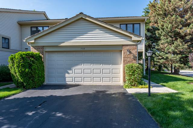 738 Ascot Court, Libertyville, IL 60048 (MLS #10421948) :: Berkshire Hathaway HomeServices Snyder Real Estate