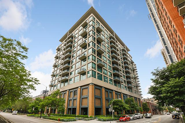 125 E 13th Street #512, Chicago, IL 60605 (MLS #10421977) :: Touchstone Group
