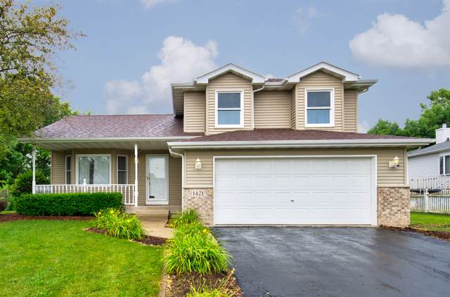 1421 Lakewood Drive, Joliet, IL 60431 (MLS #10422038) :: The Perotti Group | Compass Real Estate