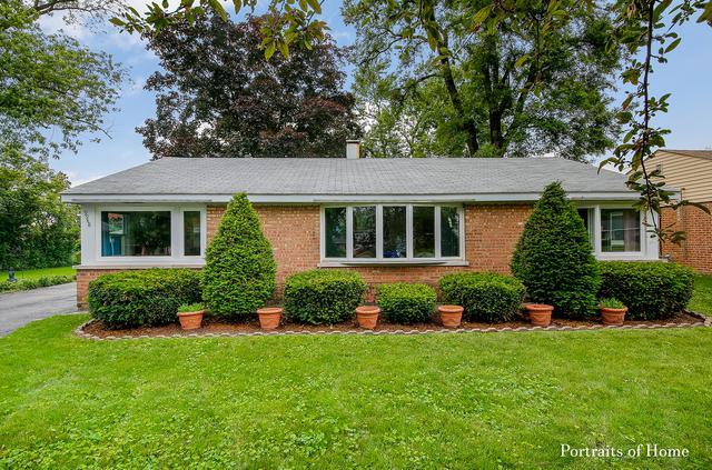 9948 Elm Circle Drive, Oak Lawn, IL 60453 (MLS #10422046) :: Ryan Dallas Real Estate