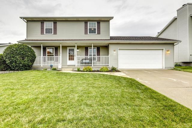 2756 Arrowhead Drive, Bloomington, IL 61704 (MLS #10422105) :: BNRealty