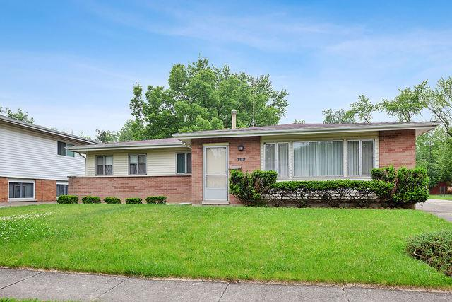 219 Grant Street, Park Forest, IL 60466 (MLS #10422183) :: BNRealty
