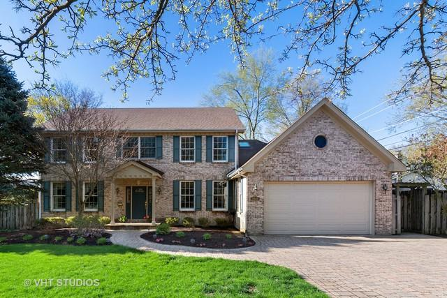 3545 Thornwood Avenue, Glenview, IL 60026 (MLS #10422194) :: Ryan Dallas Real Estate