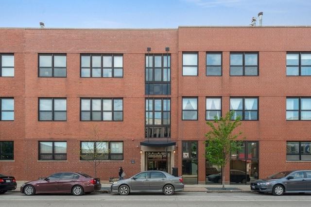 1728 N Damen Avenue #108, Chicago, IL 60647 (MLS #10422200) :: The Perotti Group | Compass Real Estate