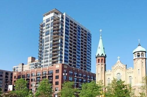210 S Desplaines Street #607, Chicago, IL 60661 (MLS #10422258) :: The Perotti Group   Compass Real Estate