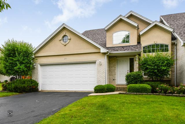 651 Aspen Drive, Romeoville, IL 60446 (MLS #10422292) :: The Dena Furlow Team - Keller Williams Realty