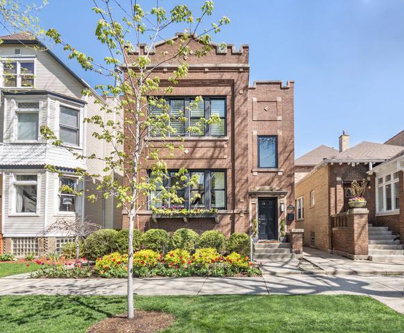 1916 W Bradley Place, Chicago, IL 60613 (MLS #10422297) :: The Mattz Mega Group