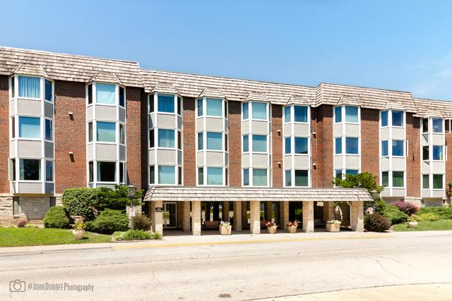 300 Thames Parkway 2A, Park Ridge, IL 60068 (MLS #10422350) :: Baz Realty Network | Keller Williams Elite