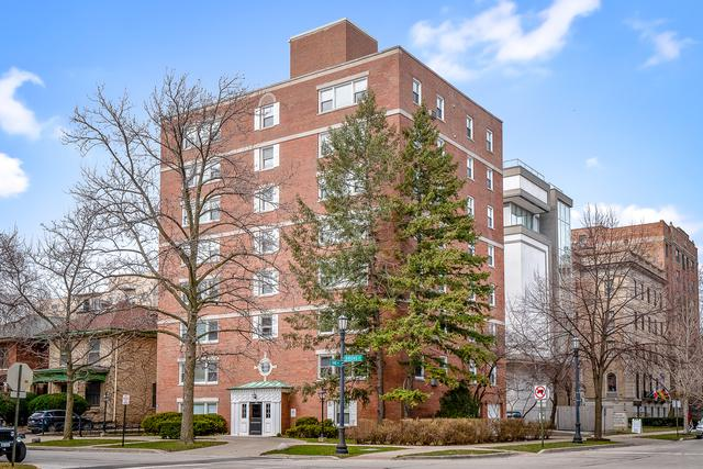 1101 Grove Street 4C, Evanston, IL 60201 (MLS #10422369) :: BNRealty