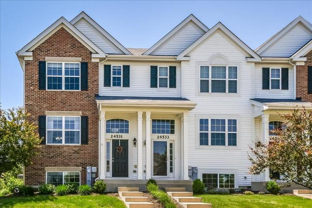 24531 George Washington Drive, Plainfield, IL 60544 (MLS #10422416) :: Baz Realty Network | Keller Williams Elite