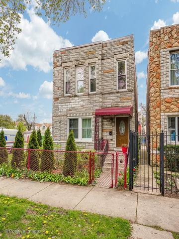 3501 W Le Moyne Street, Chicago, IL 60651 (MLS #10422431) :: Ani Real Estate