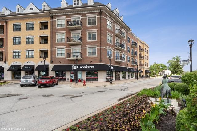 24 W Station Street 416W, Palatine, IL 60067 (MLS #10422490) :: The Spaniak Team
