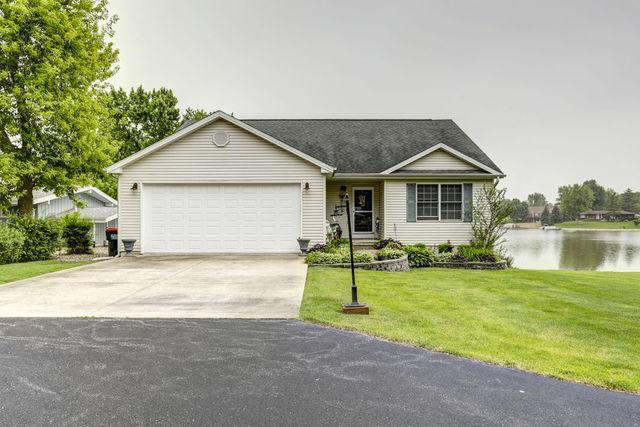 1611 Lakeview Drive, Loda, IL 60948 (MLS #10422528) :: Ryan Dallas Real Estate