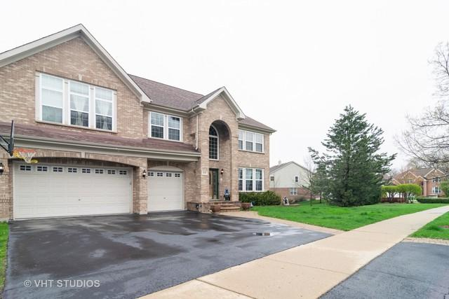 850 Forest Glen Court, Bartlett, IL 60103 (MLS #10422601) :: The Perotti Group | Compass Real Estate