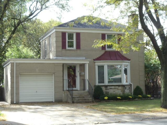 11 W Touhy Avenue, Park Ridge, IL 60068 (MLS #10422622) :: Baz Realty Network | Keller Williams Elite