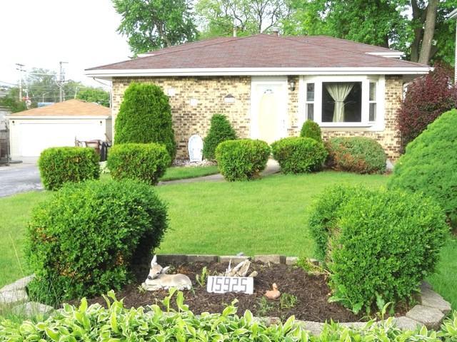 15925 Lockwood Avenue, Oak Forest, IL 60452 (MLS #10422640) :: Century 21 Affiliated