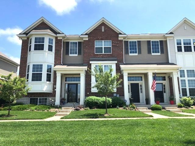 15367 Sheffield Square Parkway, Orland Park, IL 60462 (MLS #10422744) :: The Jacobs Group