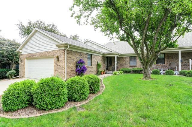 2006 Eagle Ridge Court A, Urbana, IL 61802 (MLS #10422796) :: Ryan Dallas Real Estate