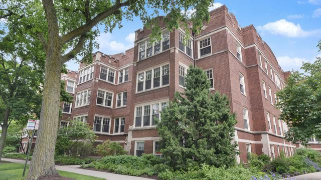 801 Hinman Avenue #3, Evanston, IL 60202 (MLS #10422862) :: BNRealty