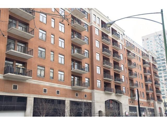 33 W Huron Street #413, Chicago, IL 60654 (MLS #10422900) :: The Perotti Group | Compass Real Estate