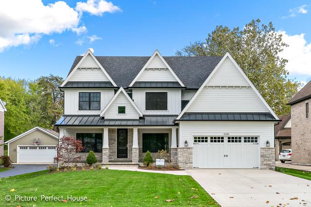 4345 Washington Street, Downers Grove, IL 60515 (MLS #10422904) :: Ryan Dallas Real Estate