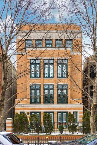 2842 N Burling Street #1, Chicago, IL 60657 (MLS #10422934) :: The Perotti Group | Compass Real Estate